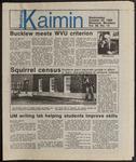 Montana Kaimin, October 23, 1985