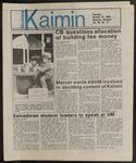 Montana Kaimin, October 24, 1985