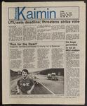 Montana Kaimin, October 25, 1985