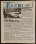 Montana Kaimin, October 29, 1985