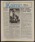 Montana Kaimin, October 30, 1985