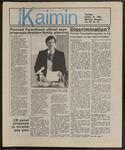 Montana Kaimin, October 31, 1985