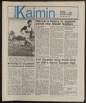Montana Kaimin, November 5, 1985