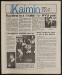 Montana Kaimin, November 6, 1985