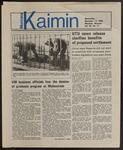 Montana Kaimin, November 13, 1985