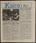 Montana Kaimin, November 14, 1985