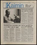 Montana Kaimin, November 19, 1985