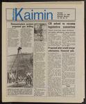 Montana Kaimin, November 21, 1985