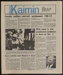 Montana Kaimin, November 22, 1985