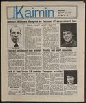 Montana Kaimin, November 27, 1985