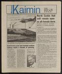 Montana Kaimin, December 3, 1985