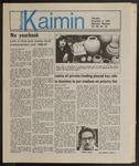 Montana Kaimin, December 5, 1985