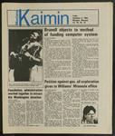 Montana Kaimin, December 6, 1985