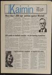 Montana Kaimin, January 14, 1986
