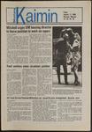 Montana Kaimin, January 17, 1986