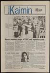 Montana Kaimin, January 28, 1986