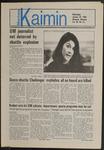 Montana Kaimin, January 29, 1986