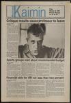 Montana Kaimin, February 19, 1986