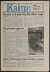 Montana Kaimin, February 20, 1986