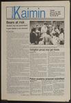 Montana Kaimin, February 25, 1986