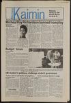 Montana Kaimin, February 26, 1986
