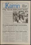 Montana Kaimin, February 27, 1986