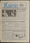 Montana Kaimin, March 4, 1986