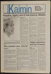 Montana Kaimin, March 5, 1986