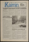 Montana Kaimin, March 6, 1986