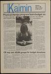 Montana Kaimin, April 16, 1986