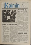 Montana Kaimin, April 18, 1986