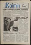 Montana Kaimin, April 22, 1986
