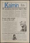 Montana Kaimin, April 25, 1986