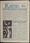 Montana Kaimin, April 29, 1986
