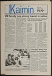 Montana Kaimin, April 30, 1986