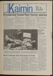 Montana Kaimin, May 2, 1986