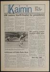 Montana Kaimin, May 6, 1986