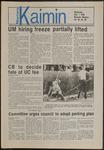 Montana Kaimin, May 7, 1986