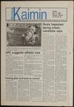 Montana Kaimin, May 13, 1986