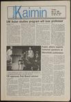 Montana Kaimin, May 15, 1986