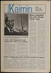 Montana Kaimin, May 20, 1986