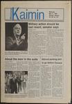 Montana Kaimin, May 21, 1986