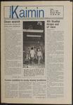 Montana Kaimin, May 23, 1986