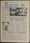 Montana Kaimin, May 28, 1986