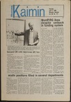 Montana Kaimin, June 5, 1986