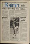Montana Kaimin, June 6, 1986