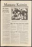 Montana Kaimin, September 26, 1986