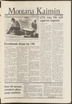 Montana Kaimin, October 21, 1986