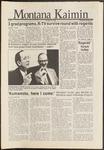 Montana Kaimin, October 24, 1986