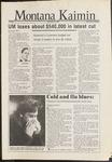 Montana Kaimin, November 11, 1986